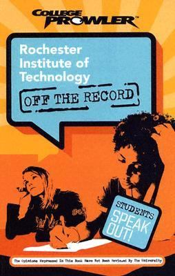 Rochester Institute Of Technology College Prowler Off The Record