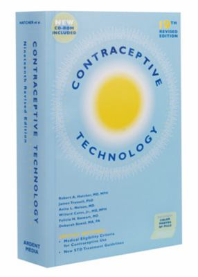 Contraceptive Technology with CD-ROM