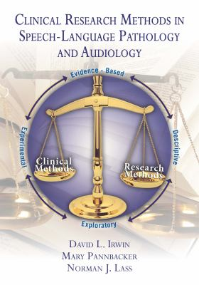 Clinical Research in Speech-language Pathology And Audiology