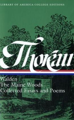 thoreaus walden essay Walden study guide contains a biography of henry david thoreau, literature essays, a complete e-text, quiz questions, major themes, characters, and a full summary and analysis.
