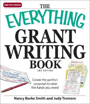 grant writing book There's some irony to the fact that i tell people to buy 'the only grant writng book you'll ever need--and another grant writing book (carlson's 'grant writing step by step) carlson is the outline, the book you read cover to cover.