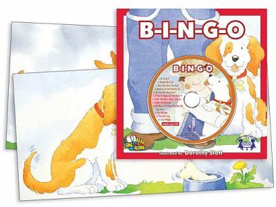 B-I-N-G-O [With CD (Audio)]