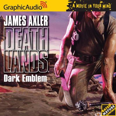 DEATHLANDS 85 DARK RESURRECTION by JAMES AXLER (2009, 6 CDs 6 Hrs) FREE SHIPPING