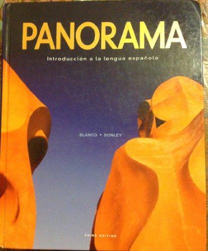 Panorama: Introduccion a La Lengua Espanola