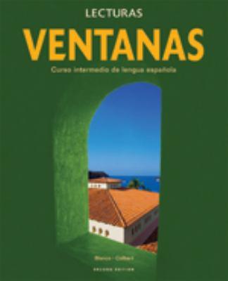 Ventanas: Curso Intermedio De Lengua Espanola (Spanish Edition)