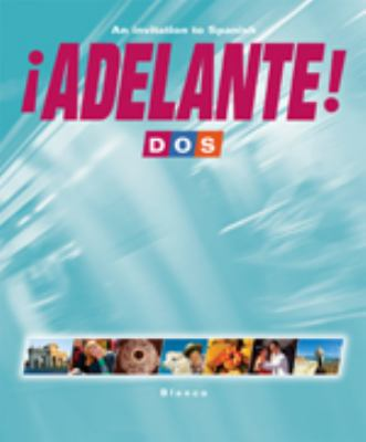Adelante 2 (Dos) Student Edition with Supersite Code