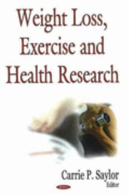 Weight Loss, Exercise And Health Research