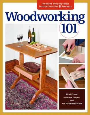 Woodworking 101: Skill-Building Projects that Teach the Basics