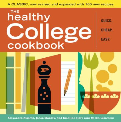 Healthy College Cookbook