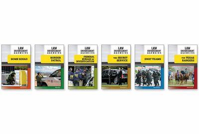Law Enforcement Agencies Set