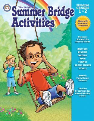 Summer Bridge Activities: 1-2