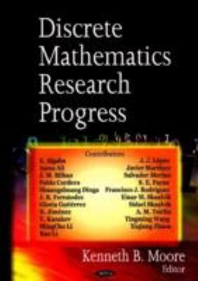 research papers discrete mathematics Great work by darcy best, whose phd was officially ratified by the powers-that-be   the hall medal recognizes extensive quality research with.