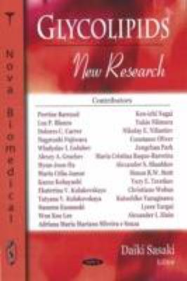 Glycolipids: New Research