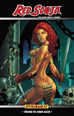 Red Sonja: She-Devil with a Sword Volume 7 HC (v. 7)