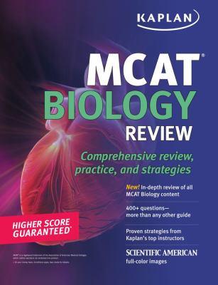 Kaplan MCAT Biology Subject Review