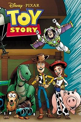 Toy Story: Toy Overboard (Disney-Pixzar Graphic Novels)