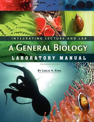 General Biology Laboratory Manual
