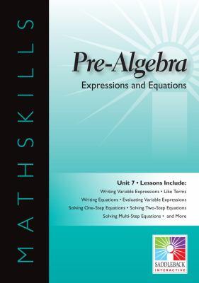 IWB Pre-Algebra Unit 7