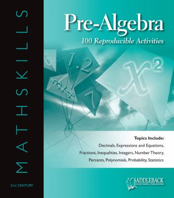 Pre-Algebra - Enhanced