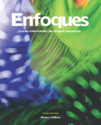 Enfoques, 3rd Edition, Student Edition (Book, Supersite Access Code & Student Activities Manual) (Spanish Edition)