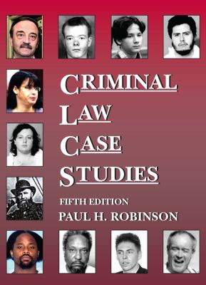 criminal law case studies We possess one of the largest legal case databases in the uk offering case notes and summaries across a wide variety of subjects.