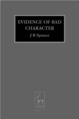 Evidence of Bad Character