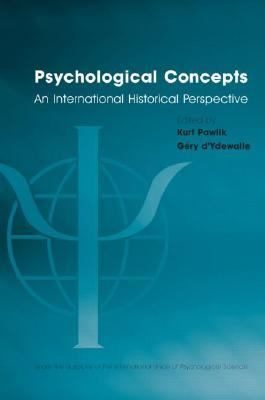 Psychological Concepts An International Historical Perspective