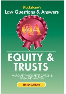Equity & Trusts Law Questions & Answers
