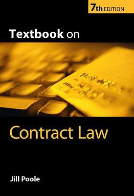 Textbook on Contract