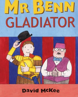Mr Benn Gladiator