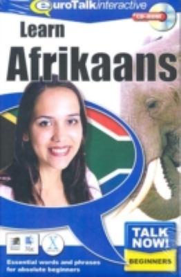 Talk Now! Afrikaans - Topics Entertainment - Other Format