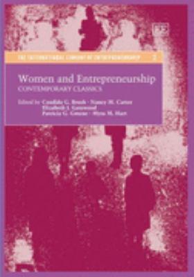 Women And Entrepreneurship Contemporary Classics