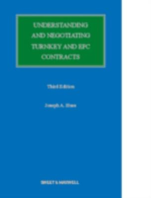 understanding and negotiating turnkey and epc contracts pdf