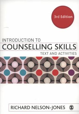 introduction to counselling skills text and activities pdf