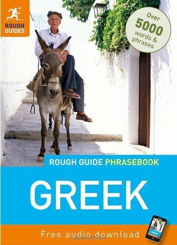 Rough Guide Greek Phrasebook (Rough Guide Phrasebook: Greek)