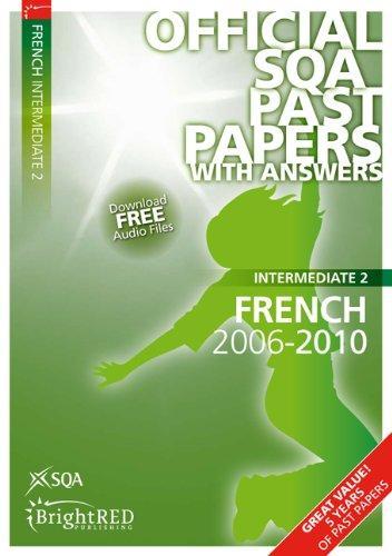 Intermediate 2 French 2006-2010.