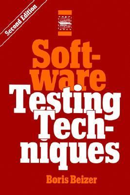 software testing techniques by boris beizer 2nd edition pdf