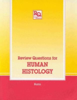 Review Questions for Human Histology