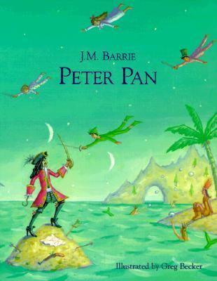 Peter Pan - J. M. Barrie - Hardcover