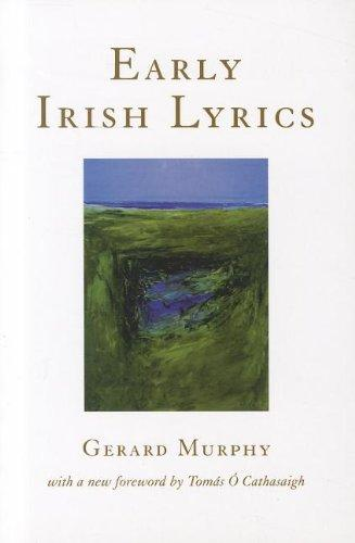 Early Irish Lyrics: 8th - 12th Century