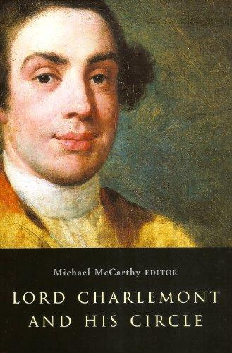 Lord Charlemont and His Circle (Ucd Studies in the History of Art, 1)