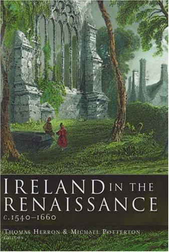 Ireland in the Renaissance, c.1540-1660