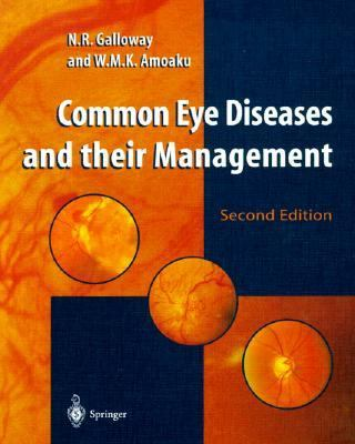 Common Eye Diseases and Their Management