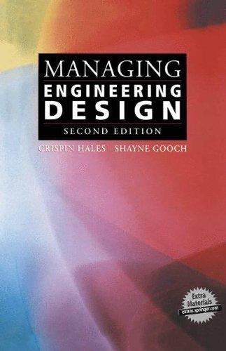 Managing Engineering Design
