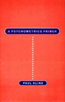 Psychometrics Primer