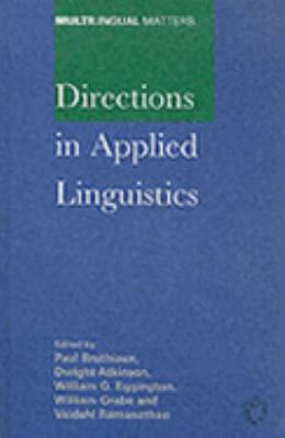 applied linguistics 3 essay Through a combination of the analysis of various essays written by the  writer  identity construction in mexican students of applied linguistics  the third paper  was part of the second language acquisition course, which took.