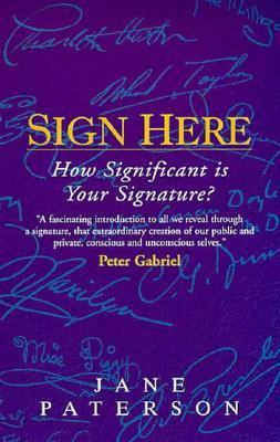 Sign Here How Significant Is Your Signature