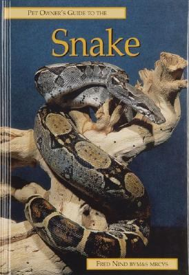 Pet Owner's Guide to the Snake