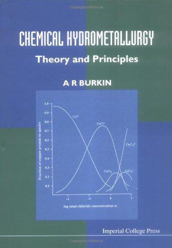 Chemical Hydrometallurgy: Theory and Pri