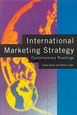 International Marketing Strategy Contemporary Readings
